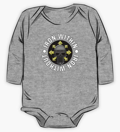 Iron Within, Iron Without One Piece - Long Sleeve