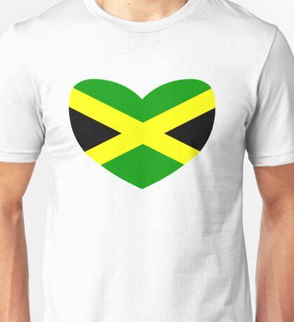 Love Jamaica Unisex T-Shirt