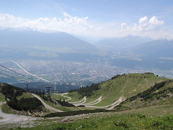The Path: Innsbruck by CreativeEm