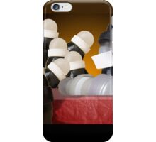 anatomical lesson iPhone Case/Skin
