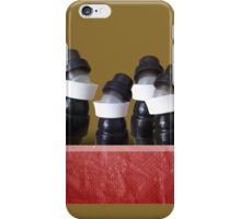 Syndics of the Drapers' Guild iPhone Case/Skin