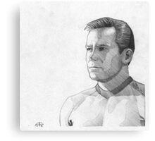 Captain James T. Kirk Metal Print