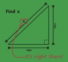 Find X Baby Tee