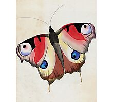 Buttafly! Photographic Print