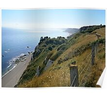 beer to branscombe two Poster
