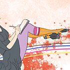 Still Dancer by antdog13