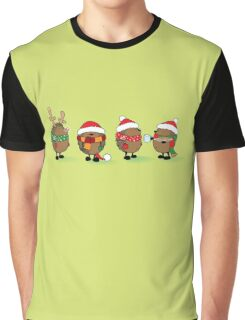 Ready for Christmas Graphic T-Shirt