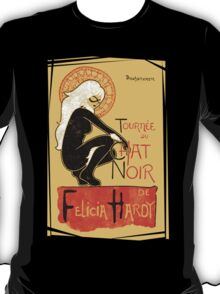 Le Chat Noir T-Shirt