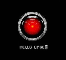 Hello Dave.. by PerkyBeans