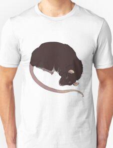 sleepy rat t-shirt Unisex T-Shirt