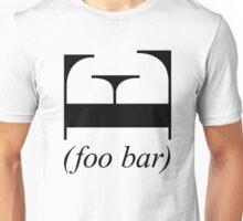 Game Theory - Foo Bar Unisex T-Shirt