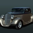 Mid-America Hot Rods by TeeMack