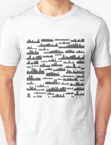 Landscape a background Unisex T-Shirt