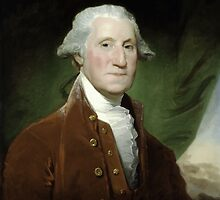 President George Washington by warishellstore