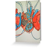 I Need a Heartbeat Greeting Card