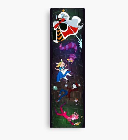Fionna in Wonderland Canvas Print