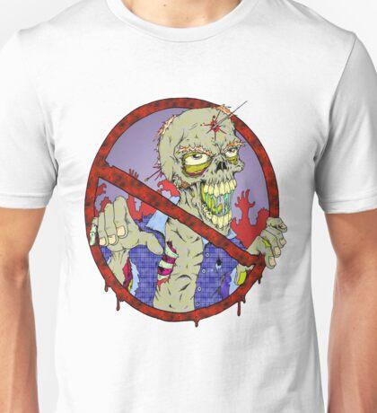 No Zombies Unisex T-Shirt