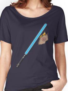 Lightsaber Accident Women's Relaxed Fit T-Shirt