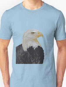Mr. Bald Eagle Unisex T-Shirt