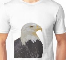 Mr. Bald Eagle Unisex T-Shirt