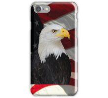 Mr. Bald Eagle iPhone Case/Skin