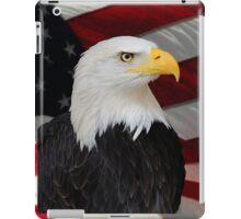 Mr. Bald Eagle iPad Case/Skin