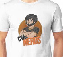Voyboys's Cya Nerds shirt Unisex T-Shirt