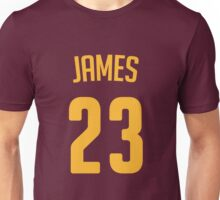 LeBron James #23 Unisex T-Shirt