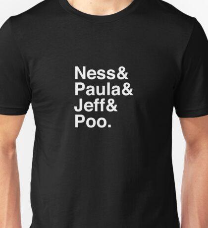 Earthbound/Mother Experimental Jetset-style Shirt T-Shirt