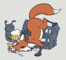 Bad Fox by ChronicKidney