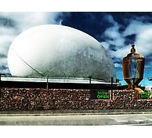 The Town Ball is Now Open Photographic Print