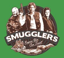 Smugglers Three (Solid Warm) Kids Clothes