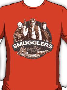 Smugglers Three (Solid Warm) T-Shirt