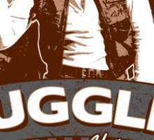 Smugglers Three (Solid Warm) Sticker