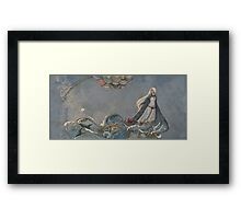 Midnight & Moonshine Framed Print