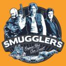 Smugglers Three (Solid) by Digital Phoenix Design