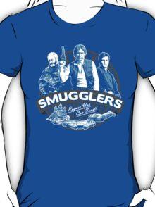 Smugglers Three T-Shirt