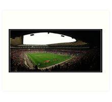 Twickenham Stadium Art Print