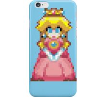 Pixel Peach 32-bit iPhone Case/Skin