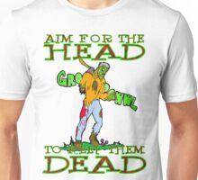 Aim for the Head Unisex T-Shirt
