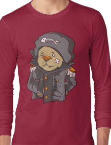 Captain Cat Long Sleeve T-Shirt
