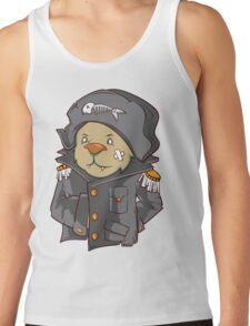 Captain Cat Tank Top
