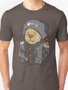 Captain Cat Unisex T-Shirt