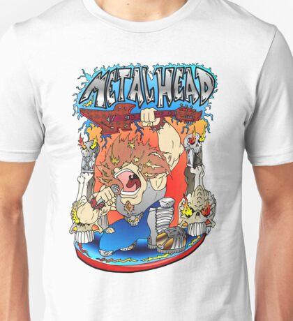 Metal Head Unisex T-Shirt