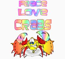 Peace Crab Unisex T-Shirt