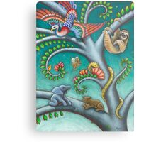 Tree o Life triptych - panel 2 Metal Print
