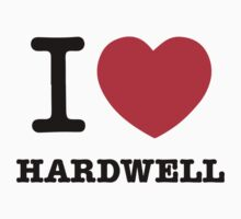 I love Hardwell by Sandy W