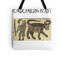 Ye Olde Farting Beast Tote Bag