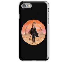 Doctor Who - Galifrey - Guitar iPhone Case/Skin