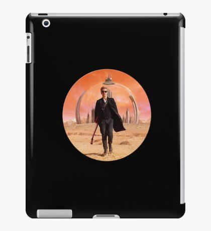 Doctor Who - Galifrey - Guitar iPad Case/Skin
